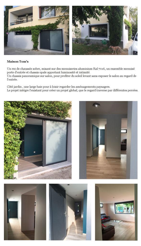 Maison Tom\'s – Atelier INEXSENS